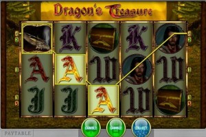 dragons treasure online spiele